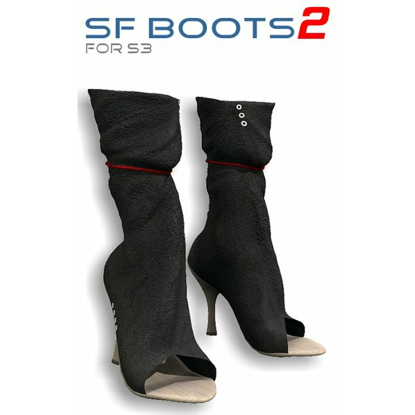 Sassy Fashion: Boots 2 for SP3