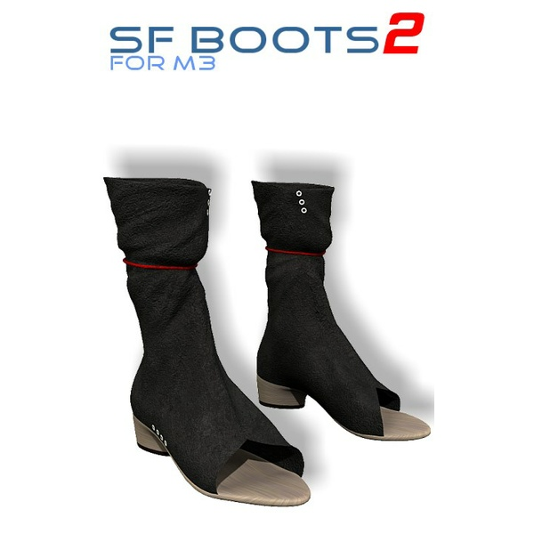 Sassy Fashion: Boots 2 for M3