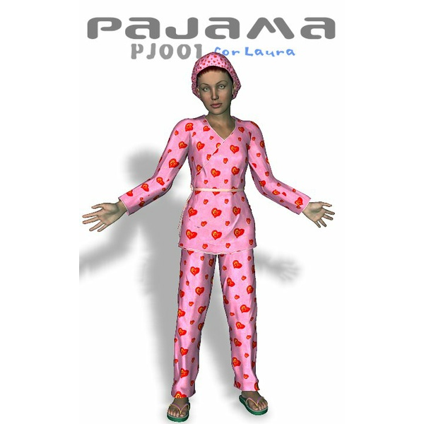Pajama Set for Laura
