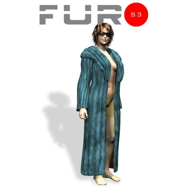 Sassy Fashion: FUR for for SP3