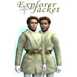 Explorer Jacket for Luke and Laura