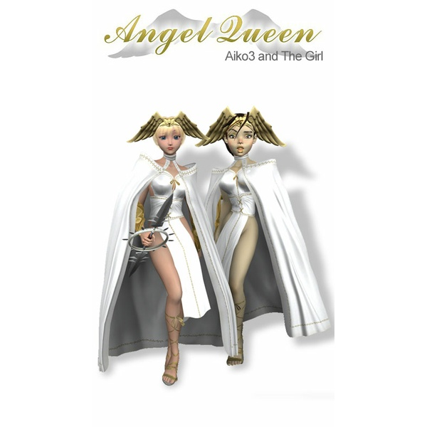 Angel Queen for A3 & The GIRL