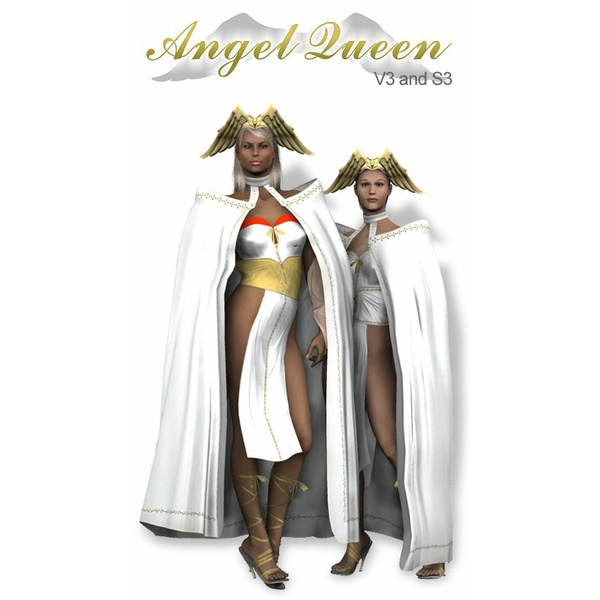 Angel Queen for V3 & SP3