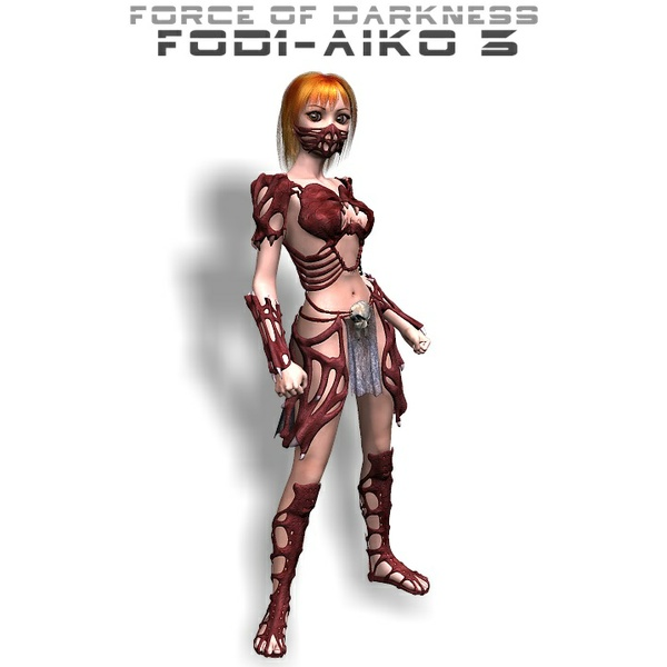 Force of Darkness: FOD1 for Aiko 3