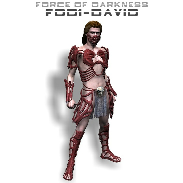 Force of Darkness: FOD1 for David