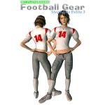 My Playground: Football Gear for SP3