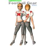 My Playground: Football Gear for Aiko 3