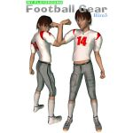 My Playground: Football Gear for Hiro 3