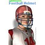 My Playground: Football Helmet
