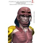 Force of Darkness: FOD2 Helmet for David, M3, V3, Sp3, The GIRL and Aiko 3