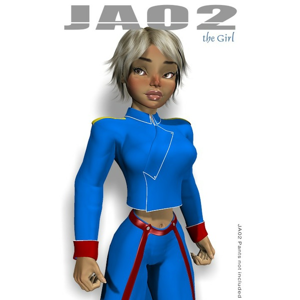 JA02: for The GIRL