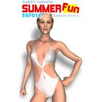Sassy Fashion: Summer Fun SSF014 for SP3
