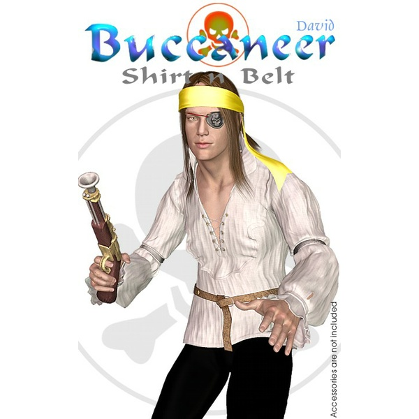Buccaneer Shirt David