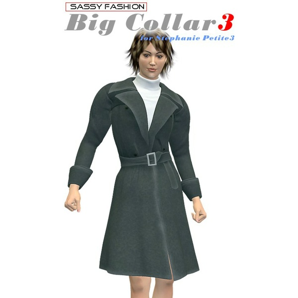 Big Collar: BC3 for SP3