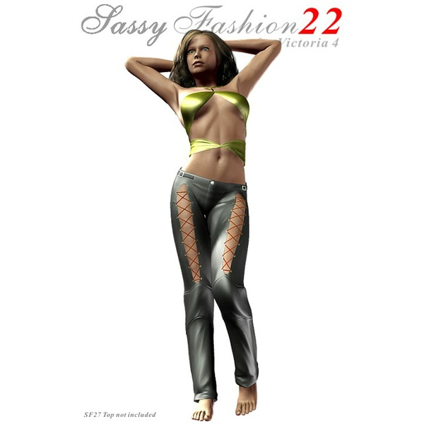 Sassy Fashion: SF22 for V4