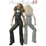 Sassy Fashion: SF33 for Aiko 3