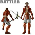 BATTLER for Michael 3