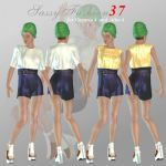Sassy Fashion: SF37 for V4/A4