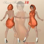 Sassy Fashion: SF38 for V4/A4