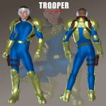 TROOPER for M4/H4