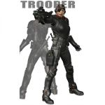 TROOPER for V4/A4