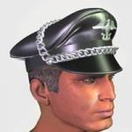 M2 Leather Hat