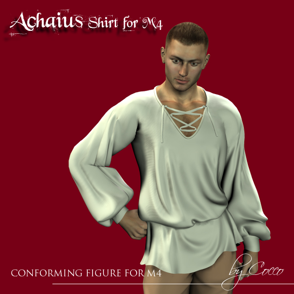 Achaius Shirt for M4