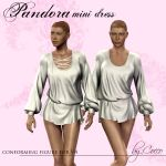 Pandora Mini Dress for V4