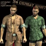Combat Shirt for M4