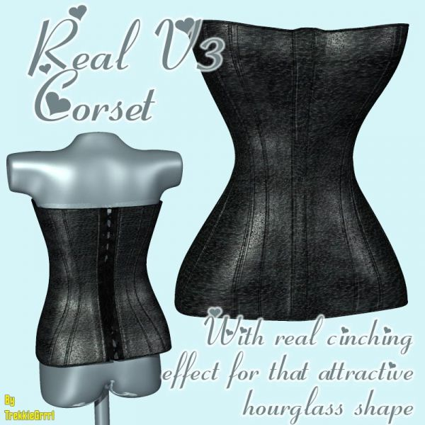 Real Corset for V3