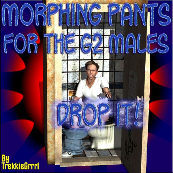 Drop It! - Morphing Pants