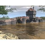 Norsca Bridge for Poser 4++