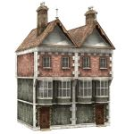 Merchant House for Poser 4++