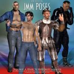 Jepe's Movie Men Poses
