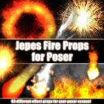 Jepe's Fire Props 1