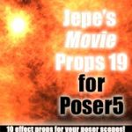 JMP20-Movie Props