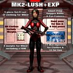 MK2 Lush and Expansion