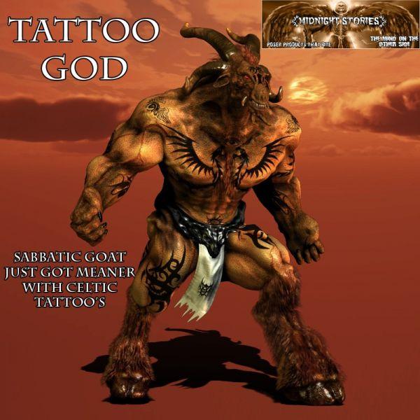 PoserAddicts - TattooGod (Powered by CubeCart)