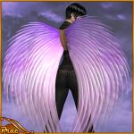 Crystal Blades for Blade Angel Wings