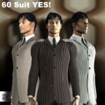 M3 60s Suit Yes!