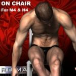 M4 on Chair